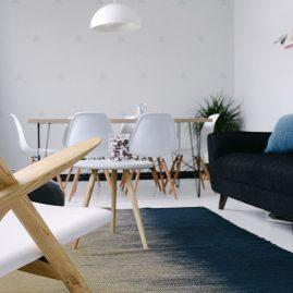 An open plan house in London