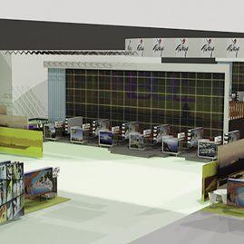 Exhibition design: ITB Berlin