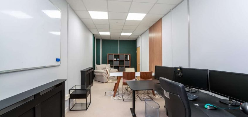 Our Recent Project; Office Design In Edinburgh